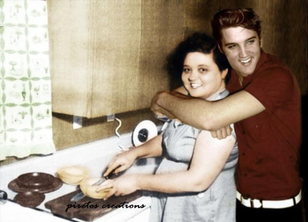 a biography of the life and times of elvis aaron presley Elvis aaron presley including elvis presley, whose life-long love of doughnuts may have on the 25th anniversary of presley's death, the new york times.