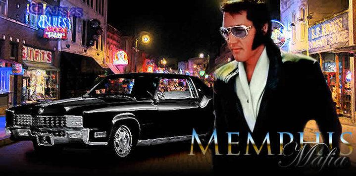 """Elvis - Memphis Mafia - Vegas"""