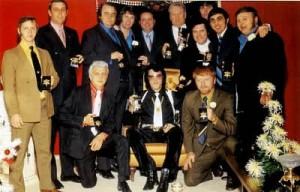 """Elvis And His Memphis Mafia"""