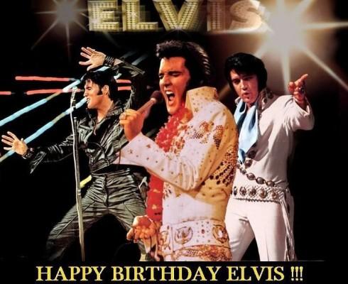 Elvis Presley Happy Birthday