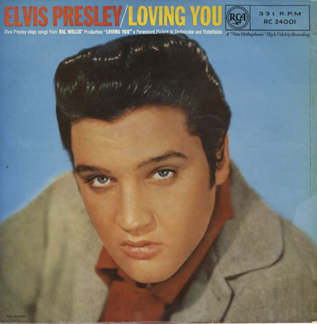 Elvis Presley - The Album - Loving You