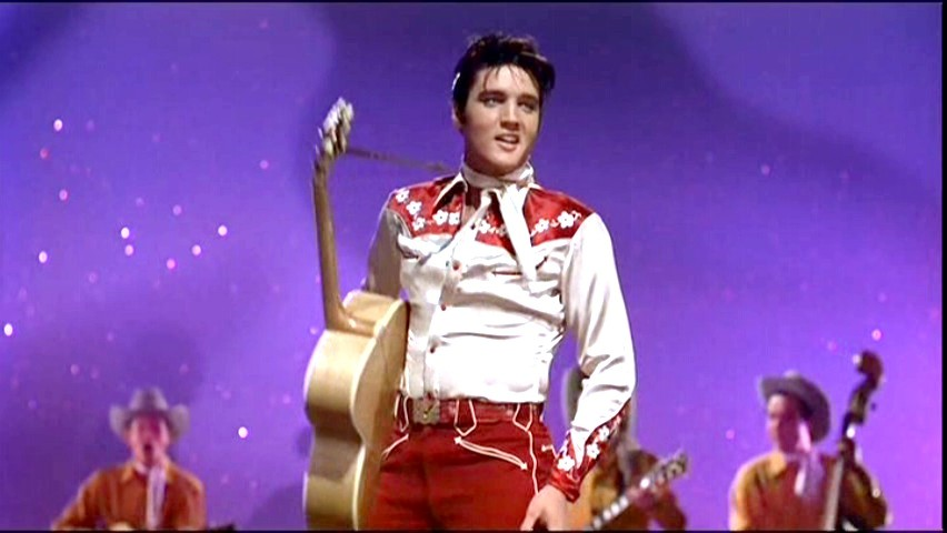 Elvis Presley In the Movie Loving You