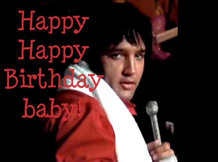 Elvis Presley 2012 Birthday