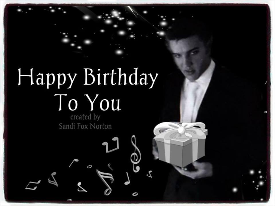 Elvis Presley Virtual Birthday Cards – Virtual Birthday Cards