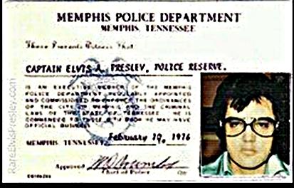 Elvis-Captain-Memphis-Police