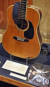 Elvis-D35Martin-guitar